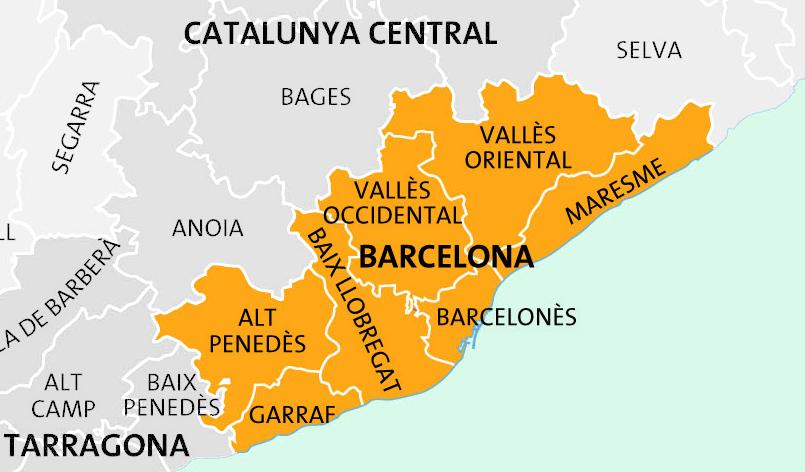 Недвижимость испании с картой