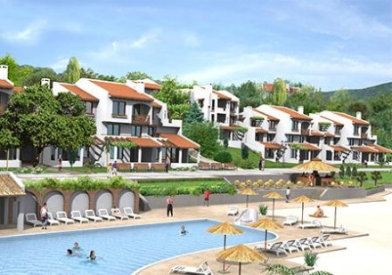 Комплекс Oasis Resort & Spa