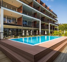 Апартаменты на берегу озера в Крумпендорф-ам-Вёртерзее, продажа. №27459. ЭстейтСервис.