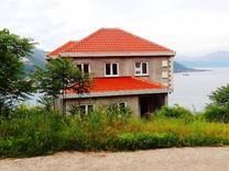 Строящийся дом с видом на моер в Жвинье