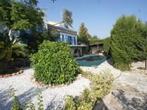 Дом с видом в престижной зоне Plateau du Cap Martin