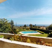 Дом с большим участком и видом на море в Ницце, продажа. №41284. ЭстейтСервис.