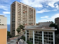Пентхаус в пятидесяти метрах от Площади Мулен и Монако