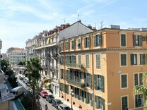 Апартаменты в центре Ниццы - улица Пасторель