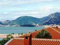 Односпальная квартира с видом на море в Свети Стефан