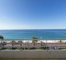 Большая квартира напротив пляжа в Ницце, продажа. №36906. ЭстейтСервис.