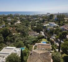 Дом с захватывающим видом в Марбелье, El Rosario, продажа. №41633. ЭстейтСервис.