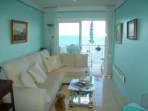 Квартира с 2мя спальнями и прямым видом на море в Сант-Антони-де-Калонже