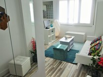 Двухкомнатные апартаменты на улице Carrer Moxo