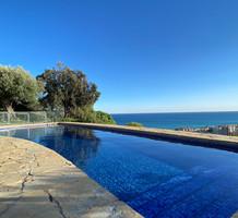 Дом с невероятной морской панорамой в Caldes d'Estrac, продажа. №40931. ЭстейтСервис.