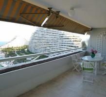 Апартаменты с двумя спальнями с видом на море в Вильнев-Лубе, Baie Des Anges, продажа. №20063. ЭстейтСервис.