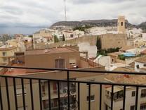 Большая квартира с панорамным видом в Кальпе