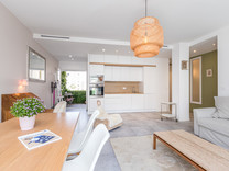 Стильная квартира в Ницце, проспект Оранжер