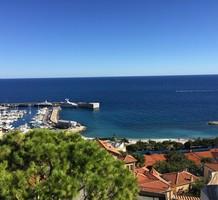Пентхаус с видом на Монако, порт и стадион Louis II, продажа. №38891. ЭстейтСервис.
