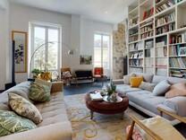 Просторные апартаменты с в Ницце, сектор Bas Cimiez
