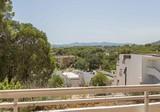 Квартира с панорамным видом в Platja D'aro