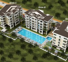 Квартира в Турции, продажа. №7950. ЭстейтСервис.