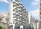 Дизайнерская новостройка в Монако