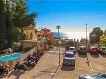 Апартаменты с видом в Roquebrune cap Martin