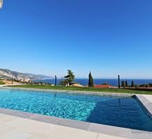 Новый дом с видом на море в Roquebrune , продажа. №38985. ЭстейтСервис.
