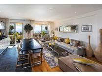 Красивая квартира в Больё-сюр-Мер с великолепным видом на море