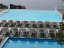 Апартаменты с 1 спальней с видом на море в Кап-Дай