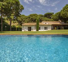 Дом с шикарным видом на высотах Sant Vicenç de Montalt, продажа. №38269. ЭстейтСервис.
