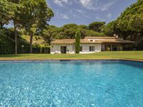 Дом с шикарным видом на высотах Sant Vicenç de Montalt