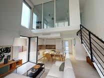 Новая двухуровневая квартира в Beausoleil