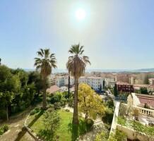 Трехкомнатные апартаменты с видом на море в Ментоне , продажа. №42703. ЭстейтСервис.