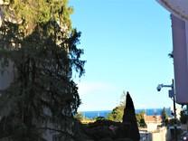 Квартира с боковым видом на море в Beaulieu-sur-Mer