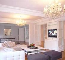 Апартаменты с камином в Париже у Марсова Поля, продажа. №9255. ЭстейтСервис.