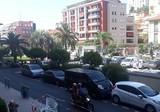 Апартаменты в ста метрах от автобусного вокзала Ментона