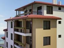 Новые апартаменты с видом на море в Созополе