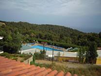 Вилла с видом на горы и море в Тосса-де-Мар