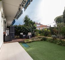 Семейная квартира с частным садом в Ницце, Cimiez, продажа. №40579. ЭстейтСервис.