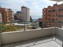 Просторные апартаменты  с видом на море в Beausoleil