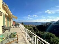Дом с панорамным видом на море и Cap Ferrat