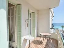 Квартира с боковым видом и прямым выходом к пляжу