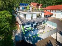 Новая квартира в живописном местечке в пригороде Зальцбурга