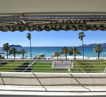 Апартаменты с прямым выходом к пляжу в Каннах, продажа. №36603. ЭстейтСервис.
