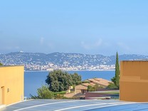 Апартаменты с видом на море в Теуль-Сюр-Мер