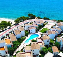 Дом с видом на море в районе Cala de les Sirenes, продажа. №42478. ЭстейтСервис.