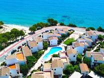 Дом с видом на море в районе Cala de les Sirenes
