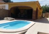 Одноэтажный дом с бассейном в секторе Ardiaca - La Llosa
