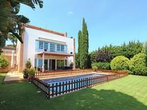 Четырёхуровневый дом с видом в Сан-Андрес-де-Льеванерас