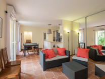 Трёхкомнатная квартира в центре Saint-Jean-Cap-Ferrat