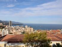 Апартаменты с видом на море и Монако в Босолей