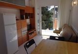 Уютная квартира в комплексе с бассейном рядом с пляжем в Сагаро