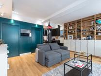 Стильные апартаменты по Avenue Georges Clemenceau